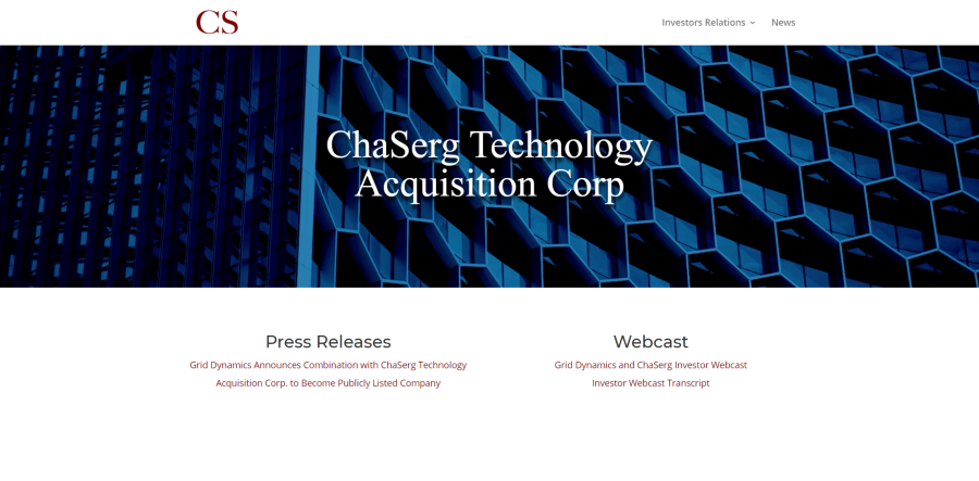 ChaSerg Tech Acquisitions