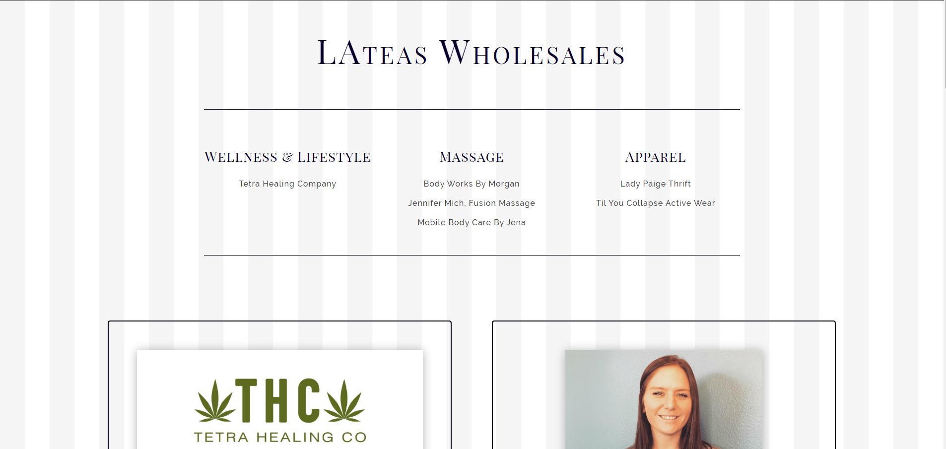 Lateas Wholesales