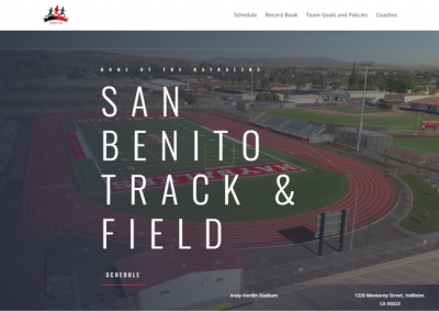 San Benito Track & Field