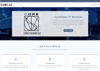 The Core Vision
